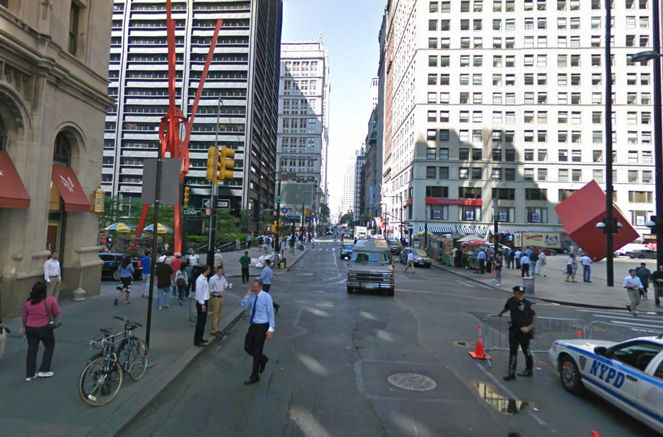 Manchester (NY) United States  City new picture : Claude Closky, Screen Shot, 115 Broadway, New York, United States ...