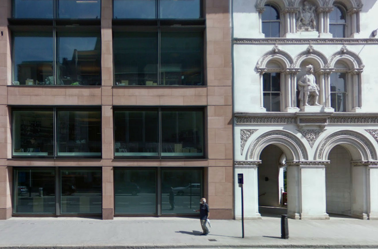 Claude Closky, Screen Shot, 40 Holborn Viaduct, City of London, Greater London, United Kingdom