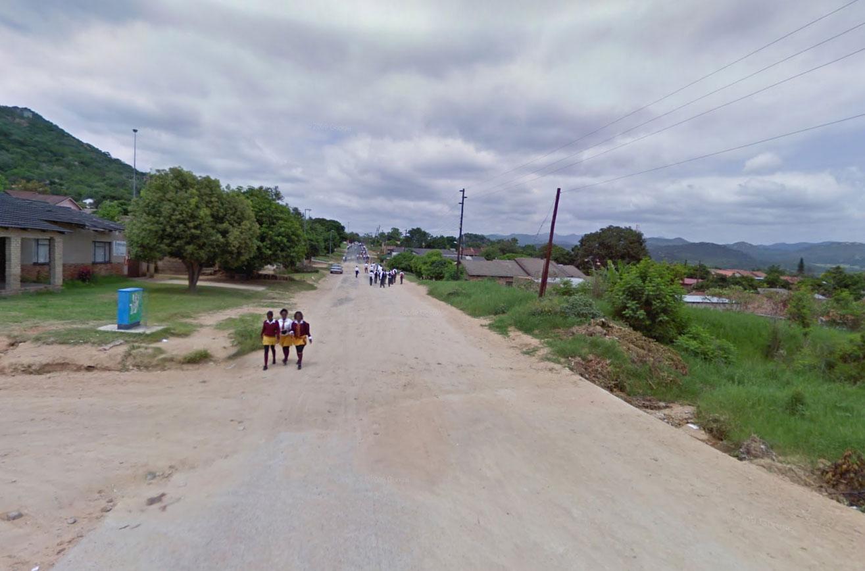 Claude Closky, Screen Shot, Blackberry Crescent / Ubhejane Street, Kanyamazane, South Africa