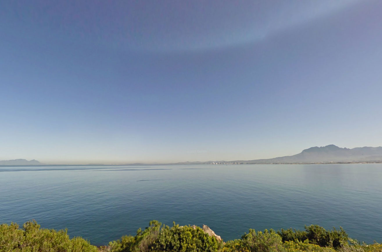 Claude Closky, Screen Shot, Faure Marine Drive, Gordons Bay, South Africa