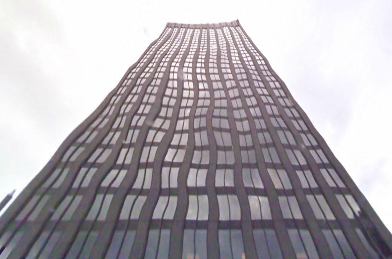 Claude Closky, Screen Shot, Rue Notre-Dame Ouest, Montreal, Quebec, Canada