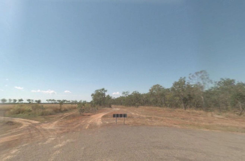 Claude Closky, Screen Shot, Webb Road, Lambells Lagoon Northern Territory, Australia