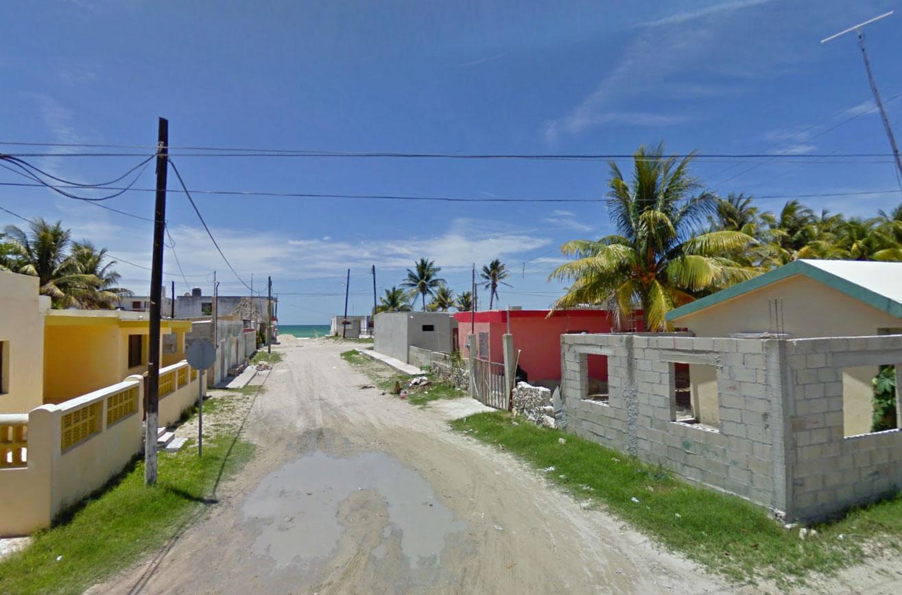 Claude Closky, Screen Shot, Yucatán 281, Sisal, Yucatán, México