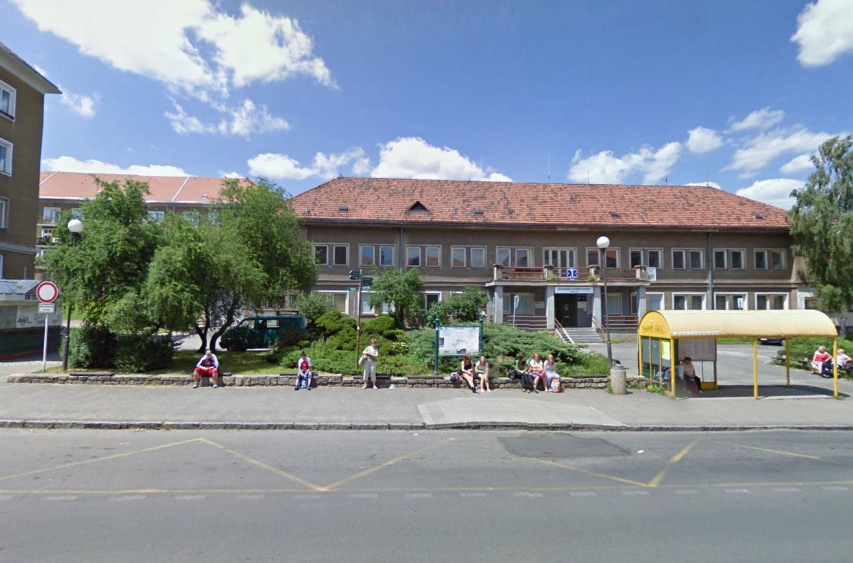 Claude Closky, Screen Shot, třída Osvobození, Příbram, Česká republika